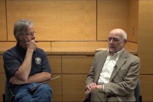 Ed Flentje and Rex Buchanan, Kansas