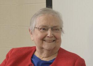 Joyce Wolf, Kansas