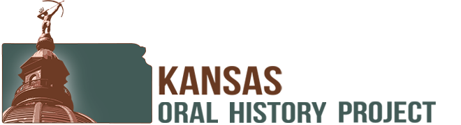 Kansas Oral History Project Logo