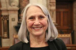 Nancy Parrish, Kansas